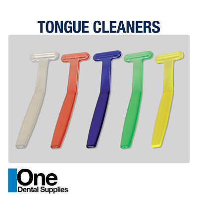 Tongue Cleaners 100 Pcs