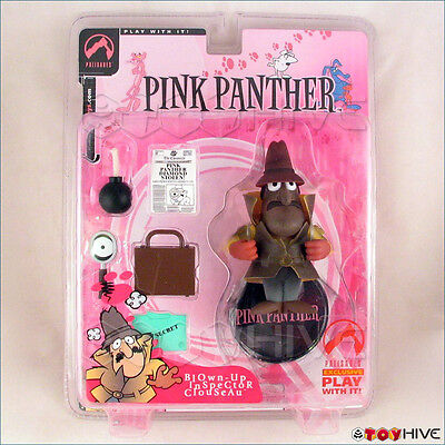 Pink Panther Inspector Clouseau Blown-up Exclusive Palisades Toys 2004