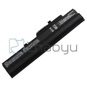 Battery for MSI Wind U100 U90 U90X Wind12 u200 BTY-S11 BTY-S12 BLACK