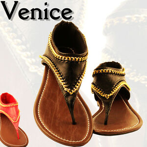 Kali-Footwear-Womens-Fhasion-Shiny-Luxury-Summer-Flat-Sandals-Venice