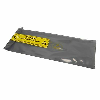 50 x SHL Antistatic Metallic Shielding ESD bag 2 x 6.5 inch with 50 labels