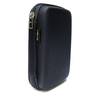 Drive Logic 2.5 Blue Portable Hard Drive Carrying Case
