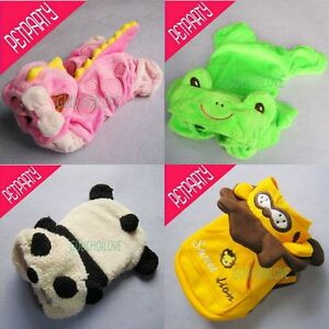 Adorable-Costumes-For-Dog-Clothes-Pet-Coat-Hoodies-Jumpsuit-Cozy-Free-Shipping