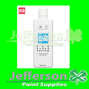 AUTOGLYM CAR GLASS POLISH - 325ml