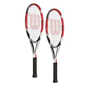2 - Wilson K Bold Tennis Racquet  DEAL - SAVINGS!