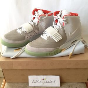 NIKE-AIR-YEEZY-2-NRG-PLATINUM-WOLF-GREY-US11-UK10-508214-010-ZEN-Kayne-west