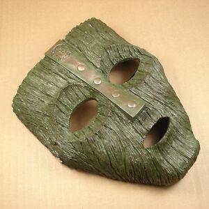 Retro Color The Loki Mask Movie Prop Memorabilia Replica Resin Mask M1