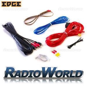 Edge-Amplifier-Wiring-Kit-10-AWG-For-Car-Audio-Speakers-Subwoofer-Amp