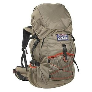 NEW JANSPORT BIG BEAR 63 INTERNAL FRAME HIKING BACKPACK/CARRY-ON LUGGAGE/BAG$110