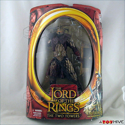 Lord Of The Rings The Two Towers Easterling Half Moon Damaged Package