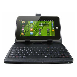 7-VIA-8650-MID-Android-2-2-800MHz-4GB-Tablet-PC-Keyboard-Case-USB-2-0-Bundle