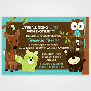 Woodland-Forest-Animal-Friends-Printable-Baby-Shower-or-Birthday-Invitations