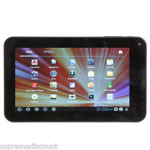 BLACK-7-Capacitive-Android-4-0-VIA8850-1-2GHz-512MB-8GB-Wifi-HDMI-HD-Tablet