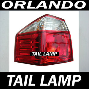 Rear-Fender-Outer-Left-Tail-Lights-Lamp-Assembly-1p-For-11-12-Chevy-Orlando-4d