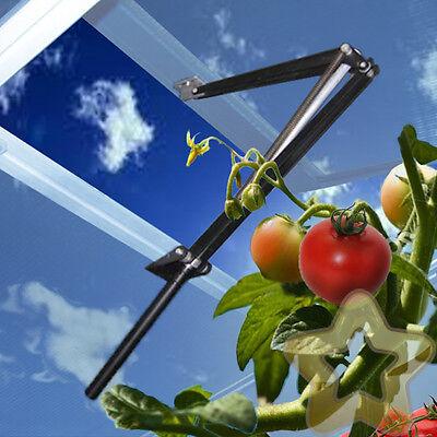 Automatic Greenhouse Window Vent Opener Solar Auto Heat Sensitive Kit Temp Close