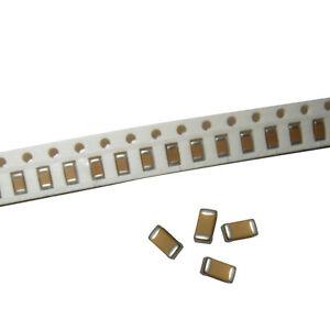 50x 10nF 103K 3216 1206 SMD Capacitor Ceramic JB JIS B 50V 0.01uF SAMSUNG CHIP