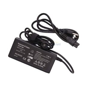 60W AC Adapter for Fujitsu LifeBook S6120D S6210 S6220 S6230 S6231 S6240 Charger