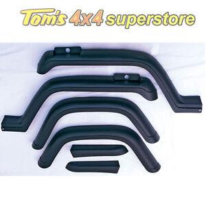 11602-01-Fender-Flare-Kit-4-Flares-2-Extensions-Hardware-Kit-Jeep-1987-1995