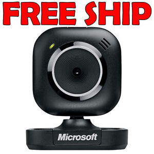 MICROSOFT LIFECAM VX-2000 WEB CAM Win XP/Windows 7/Vista/YFC-00001 WEBCAM