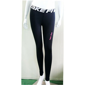 Womens Compression Base Under Layers Tights Shorts Pants Leggings Sports Fitness