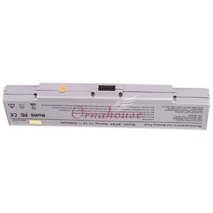 6 Cell Laptop Battery for Sony Vaio VGP-BPS9 VGP-BPS9A VGP-BPS9/B VGP-BPL9 UK