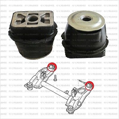 FIAT TEMPRATIPO   LANCIA DELTADEDRA ALL MODELS Rear Subframe Rear Bushes