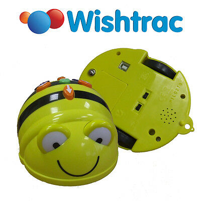 Rechargeable Bee-Bot, floor robot - fun and educational toy for young children!