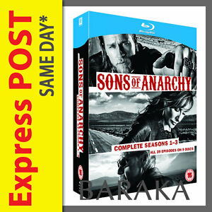 Sons-Of-Anarchy-Season-1-2-3-Box-Set-Blu-Ray-Region-B-Australian