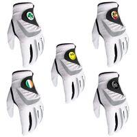 Guanto Da Golf 3 Confezione Con Magnetica Segnapalla Mano Sinistra Per Destrorsi -  - ebay.it