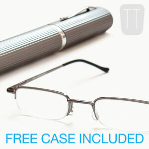 Reading Glasses In A Tube