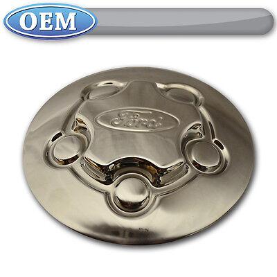 1998-2009 Ford Ranger Chrome Center Hub Cap Cover - Fits 15 Steel Wheel on Sale