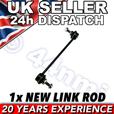 VW Polo all 2002on FRONT STABILIZER BAR LINK ROD x 1