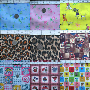 VINYL-WATERPROOF-OIL-CLOTH-TABLECLOTH-MARINE-UPHOLSTERY-FABRIC-ROSE-PATCH-PRINT