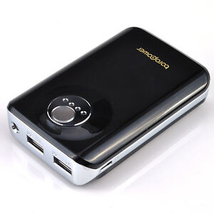 6600mAh-2-USB-output-Power-Bank-External-Battery-Pack-for-ipad-iphone-Mobile