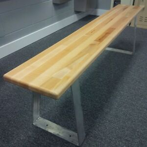 Wooden Benches - Locker/Change Room Benches - IN STOCK - Toronto