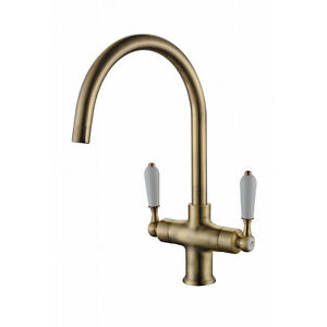 Traditional VICTORIAN Kitchen Sink Mixer Tap
