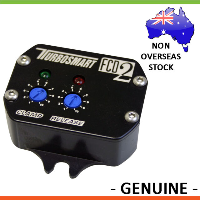 New Genuine * TURBOSMART * Electronic Fuel Cut Defender FCD2