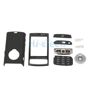 New Full Black Housing And Keyboard for Nokia N95 8GB + Tools