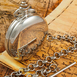 Antique Style Mechanical Pocket Watch m16