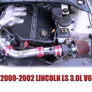 2000 2001 2002 LINCOLN LS BASE LSE SEDAN 3.0 3.0L AIR INTAKE KIT SYSTEMS