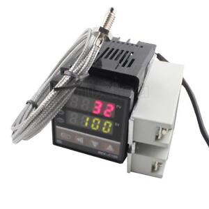 PID-Digital-Temperature-Control-Controller-0-to-400-K-Sensor-25A-SSR