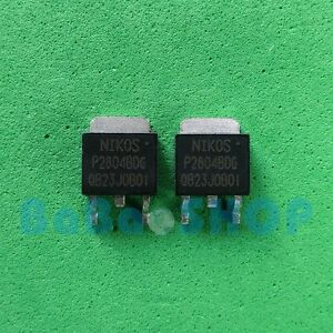 5pcs-P2804BDG-P2804-N-Channel-Enhancement-FETs-ORIGINAL-Niko-Sem-TO-252