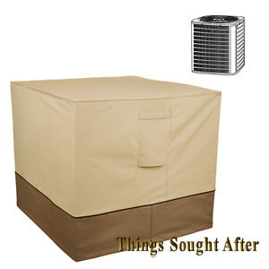 Air conditioning unit service: August 2016