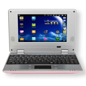 New_7__VIA_8650_Mini_Netbook_Laptop_Android_2_2_800MHz_256MB_4GB_Wifi_Pink