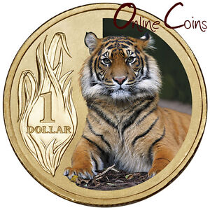 2012-RAM-Zoo-Series-Sumatran-Tiger-1-FrUnc-Colour-Coin