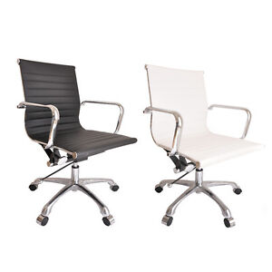 Eames Style Mid Century Modern Office Chairs - Brand New In Box!