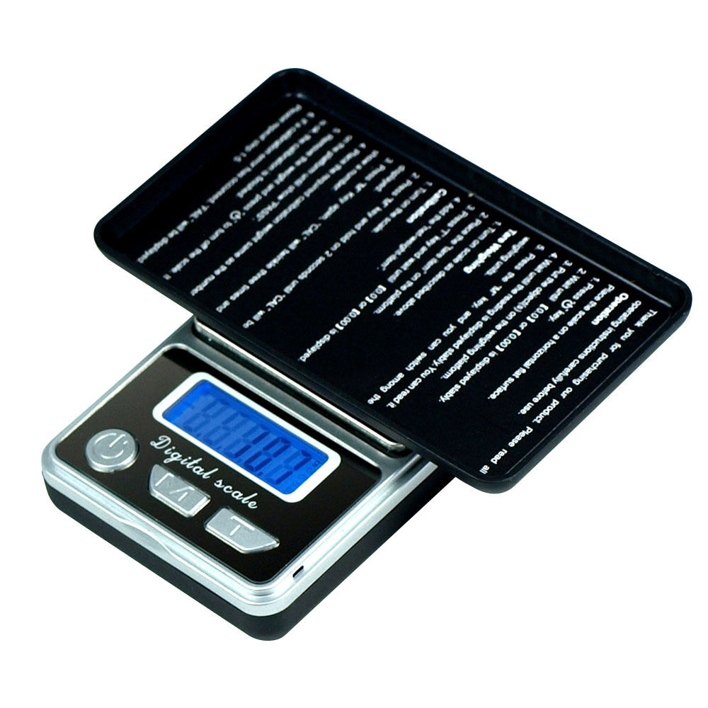 HB-01 100g x 0.01g Digital Pocket Scale Portable Jewelry Coins Scale