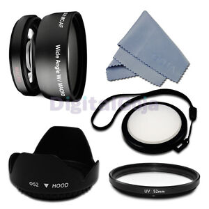 52MM-Wide-Angle-Lens-Macro-UV-Filter-Hood-for-Nikon-D90-D80-D60-D40