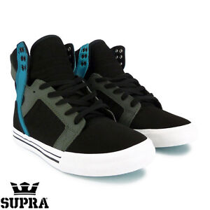 Brand New Mens Supra Skytop Hi Top Trainers