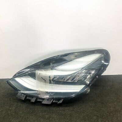 TESLA MODEL 3 Front Left Headlight 1077371-10-I F00HTE7015 LHD 2018